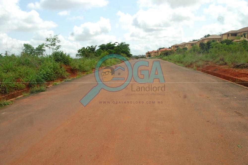 Access Roads at Oke Mosan, near Abeokuta Golf Club, Ogun State 1