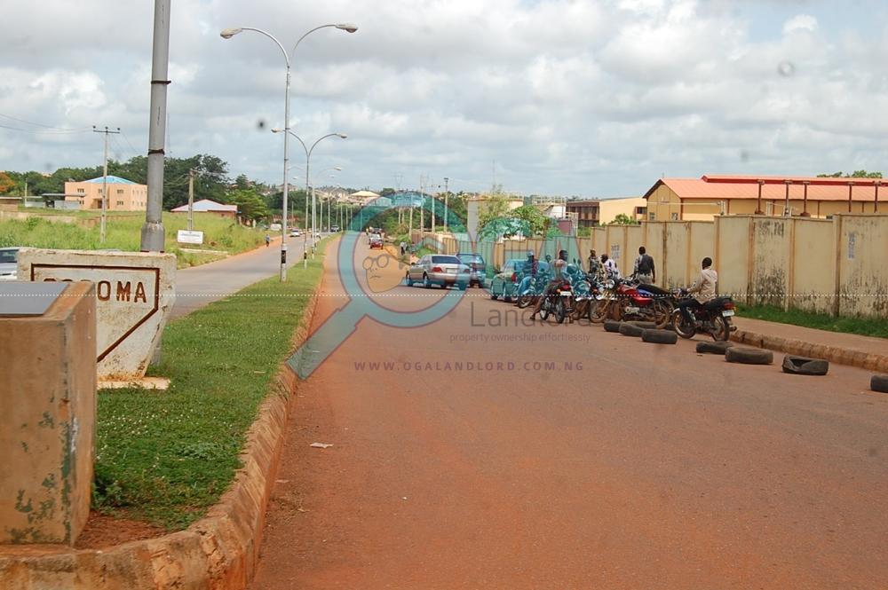 Access Roads at Oke Mosan, near Abeokuta Golf Club, Ogun State