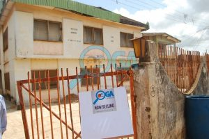 One-Storey Building for Sale at Olorunsogo in Abeokuta, Ogun State