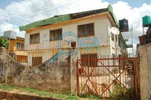 One-Storey Building for Sale at Olorunsogo in Abeokuta, Ogun State