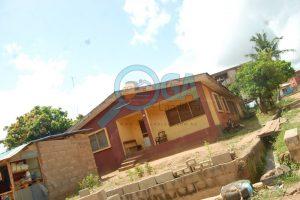 Neighbourhood at Olorunsogo in Abeokuta, Ogun State
