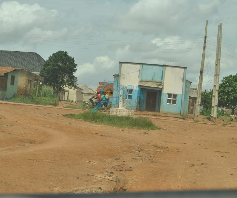 Landmarks at Araromi, Ota Ogun State