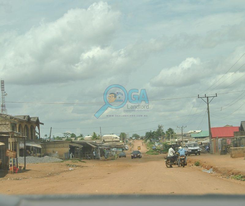 Neighbourhood at Araromi, Ota Ogun State