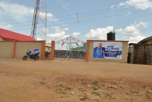 Oba Palace_Landmarks at Araromi, Ota Ogun State