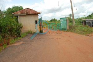 Entrance Gate - Landmarks at Oke Mosan, near Abeokuta Golf Club, Ogun State