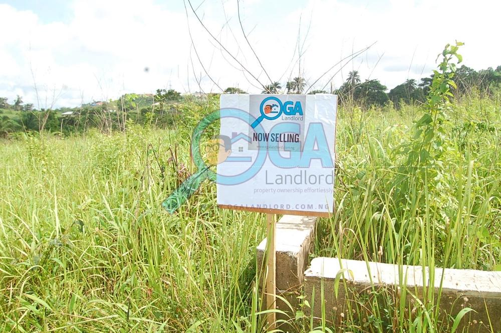 Lands for sale at Oke Mosan, near Abeokuta Golf Club, Ogun State1