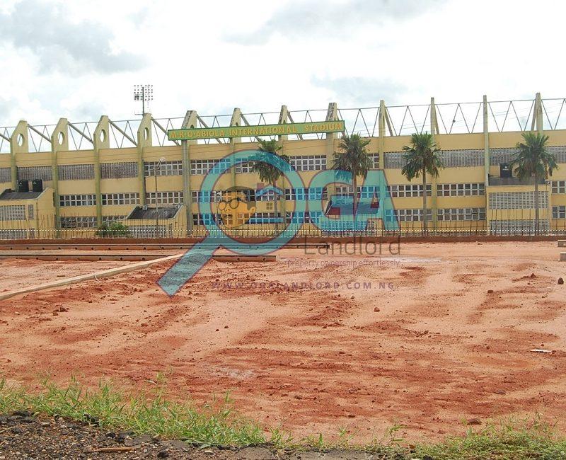 MKO Abiola Stadium -Landmarks at Oke Mosan, near Abeokuta Golf Club, Ogun State 0