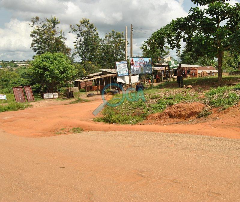 Mosa Bus stop, Ota Ogun State