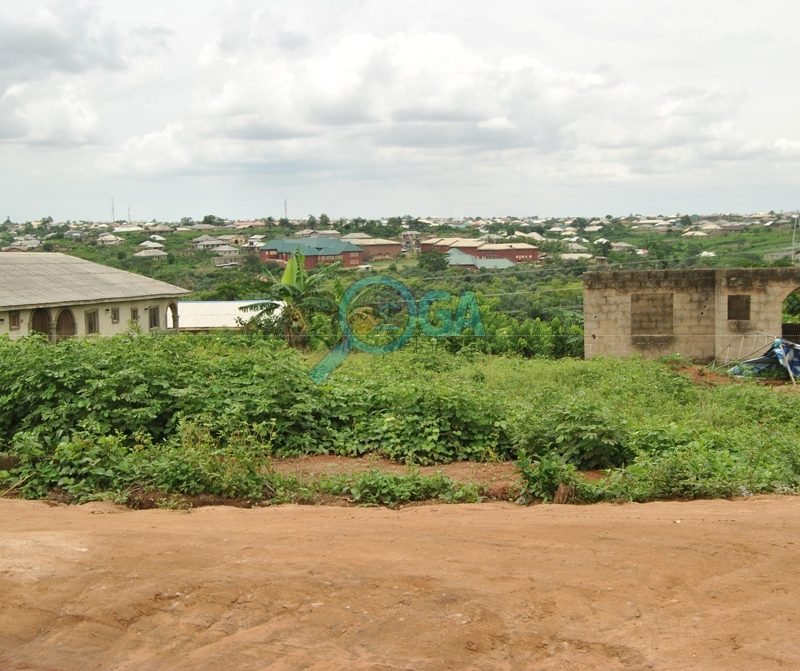 Neighbourhood at Mosa, Ota Ogun State
