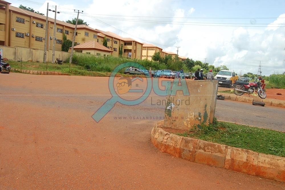 Secretariat -Landmarks at Oke Mosan, near Abeokuta Golf Club, Ogun State