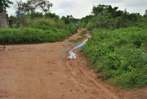 Access Roads at Adefarasin in Ota, Ogun State