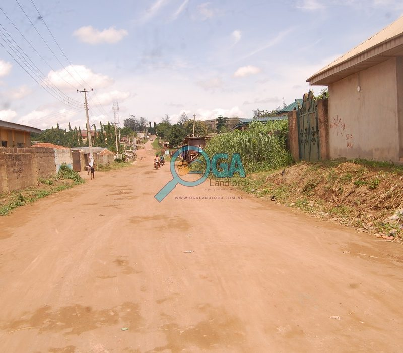 Access Roads at Adefarasin in Ota, Ogun State 22