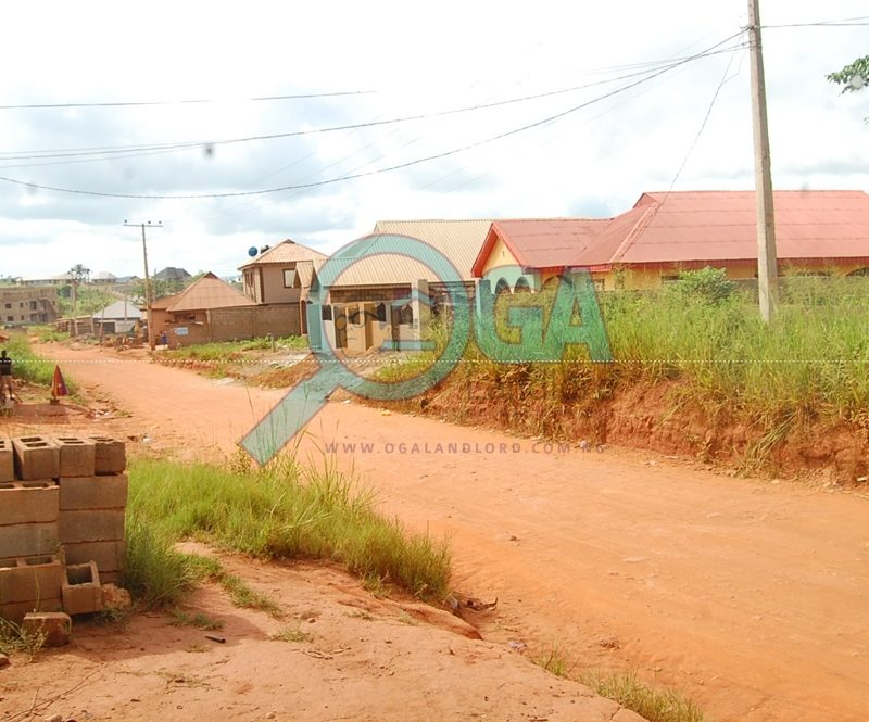Access Roads at Olokuta in Abeokuta, Ogun State 1