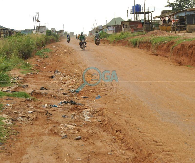 Access roads_Ilogbo, Ota Ogun State