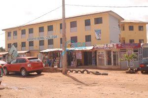 Adeseye College - Landmarks at Adefarasin in Ota, Ogun State 1