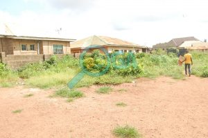 Neighbourhood at Olokuta in Abeokuta, Ogun State