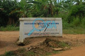 Landmarks at Orimerunmu, Near Ibafo, Ogun State