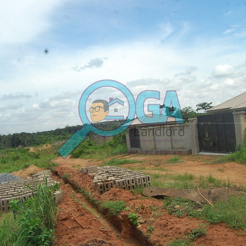 Neighbourhood of Orimerunmu, Near Ibafo, Ogun State