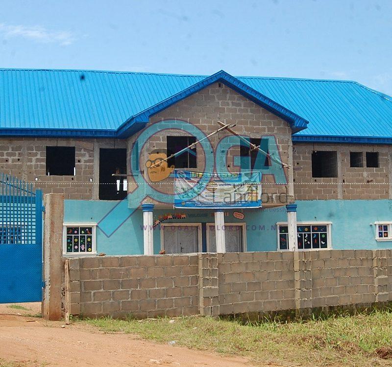 De-Oasis School_Landmarks at Orimerunmu, Near Ibafo, Ogun State