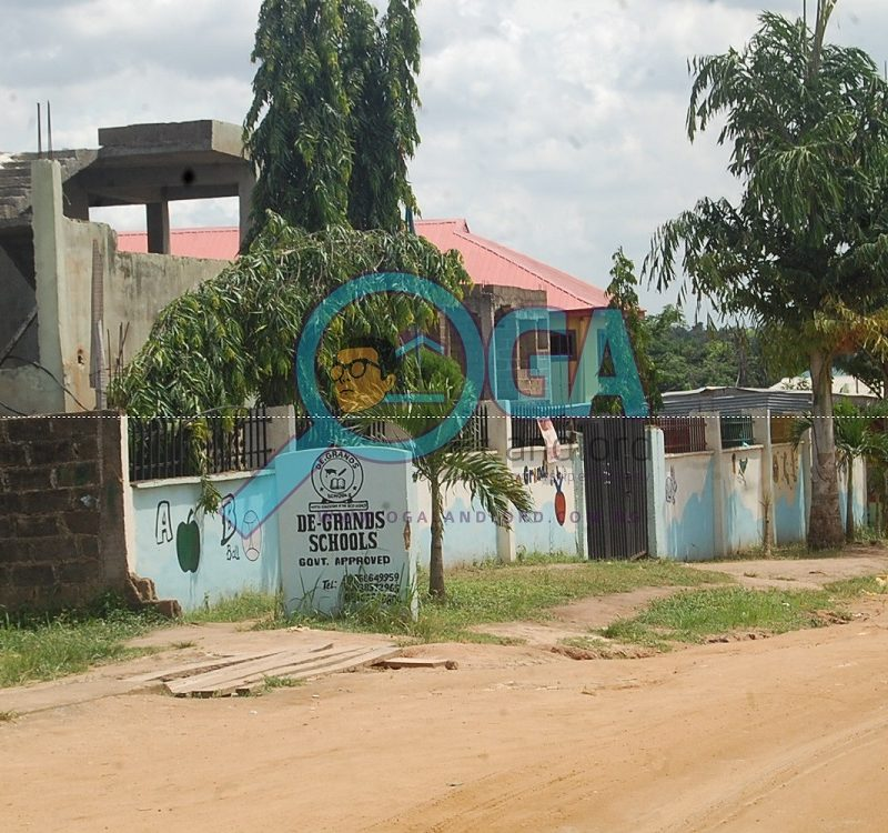 De-Grands School_Landmarks at Orimerunmu, Near Ibafo, Ogun State