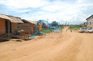 Access Roads at Orimerunmu, Near Ibafo, Ogun State