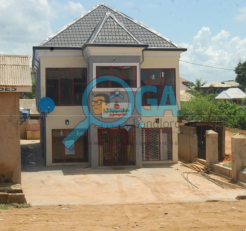 A3 Immaculate Supermarket_Landmarks at Orimerunmu, Near Ibafo, Ogun State
