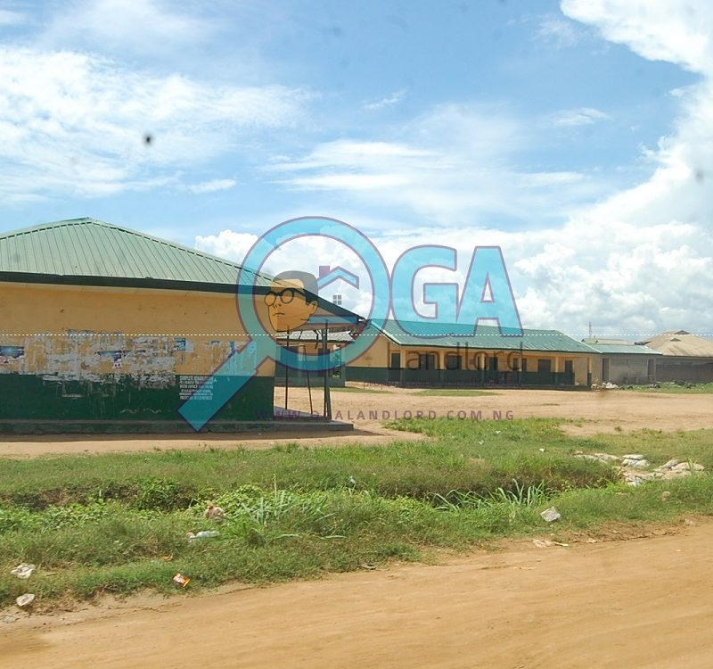 Government School_Landmarks at Orimerunmu, Near Ibafo, Ogun State