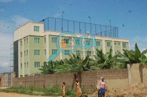 Green Building_Landmarks at Orimerunmu, Near Ibafo, Ogun State