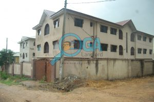 2 (Two-Storey) Buildings for Sale at Quarry in Abeokuta, Ogun State