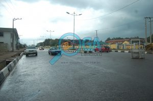 Access roads at Olowu in Abeokuta, Ogun State