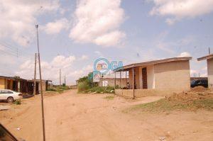 Neighbourhood at Adefarasin in Ota, Ogun State 1