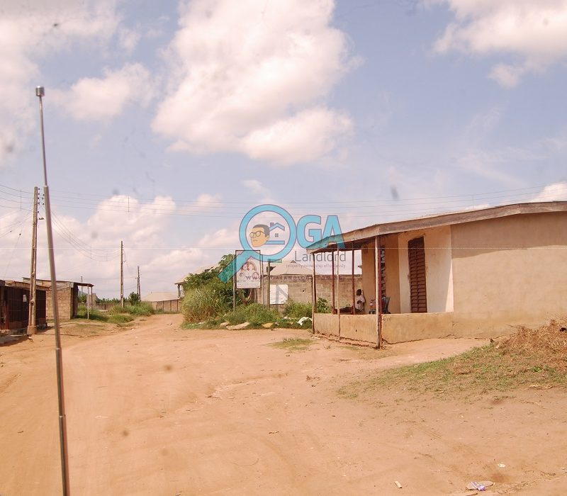Neighbourhood at Adefarasin in Ota, Ogun State 1