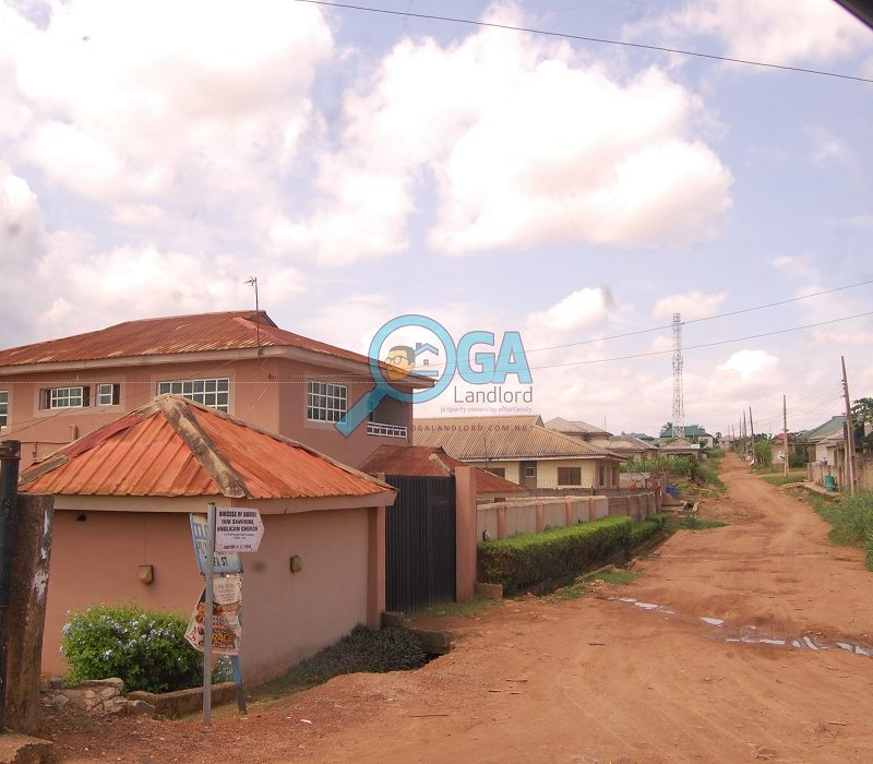 Neighbourhood at Adefarasin in Ota, Ogun State 2
