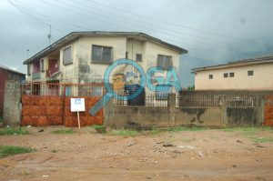 One-Storey Building for Sale at Oluwo in Abeokuta, Ogun State