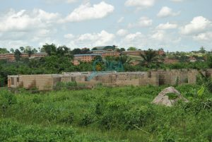 The bells school - Neighbourhood at Adefarasin in Ota, Ogun State