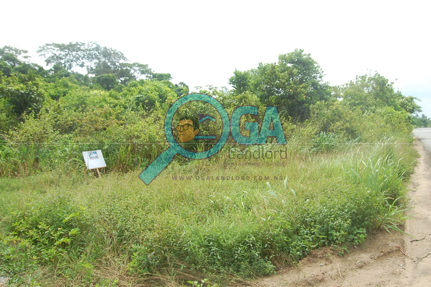 Plots of Land for Sale at Itoikin Ikorodu-Epe Road Lagos State
