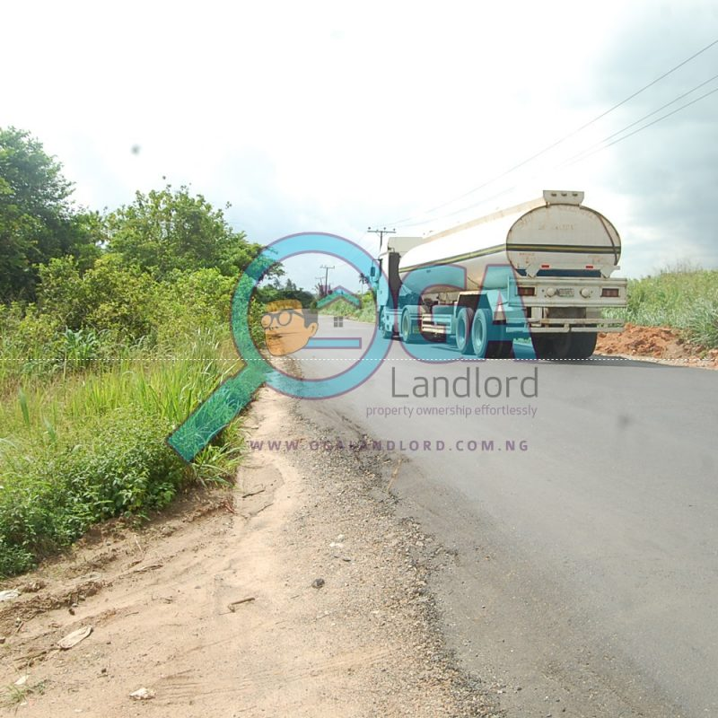Plots of Land for Sale at Itoikin, Ikorodu - Epe Road, Lagos