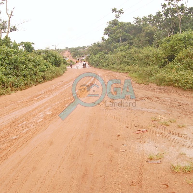 Plots of Land for Sale at Akinsinde, Ifo, Ogun State