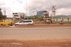 A 2 Plot Fenced Compound with 2 Storey buildings for Sale at Sango Otta, Ogun State