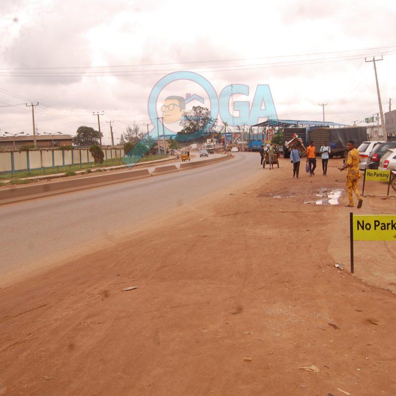 Own Plots of Land for Along Lagos/Abeokuta Road, Sango Otta, Ogun State