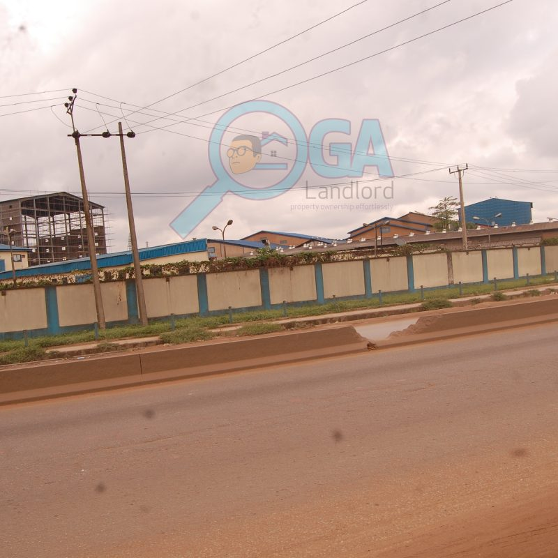 Own Plots of Land for Along Lagos/Abeokuta Road, Sango Otta, Ogun State
