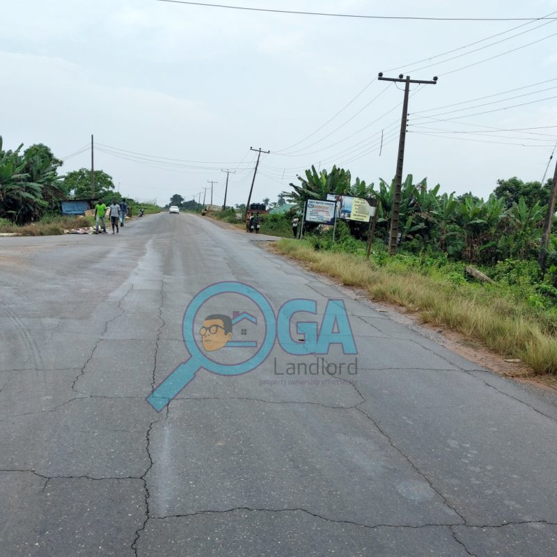 Plots of Land for Sale at Imota, Opposite Lagos State Rice Milling Company, Ikorodu Lagos