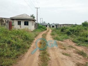 Factory/House (On 10 Plots of Land) For Sale at Ori-Okuta Road, Imota, Ikorodu Lagos State