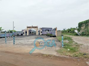 Factory/House (On 10 Plots of Land) For Sale at Ori-Okuta Road, Imota, Ikorodu Lagos State