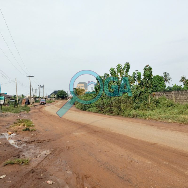 Plots of Lands For Sale At Gberigbe, Ikorodu (Behind La Quintar Tower Hotel) Lagos State