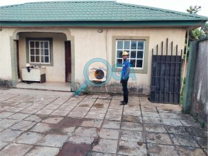 Guest House for Sale at Igbe-Laara Junction, Igbogbo, Ikorodu, Lagos State