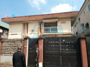 A Detached House For Sale at Surulere, Lagos