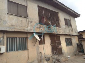 Own a Storey Building with 4 Units of 3 Bedroom Flat at Shangisha Magodo, Lagos State