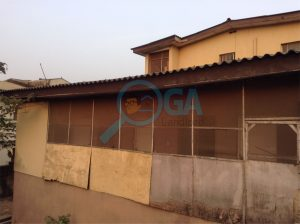 4 Bedroom Duplex With Enough Space For Sale At, Adeoni Estate, Ojodu Lagos