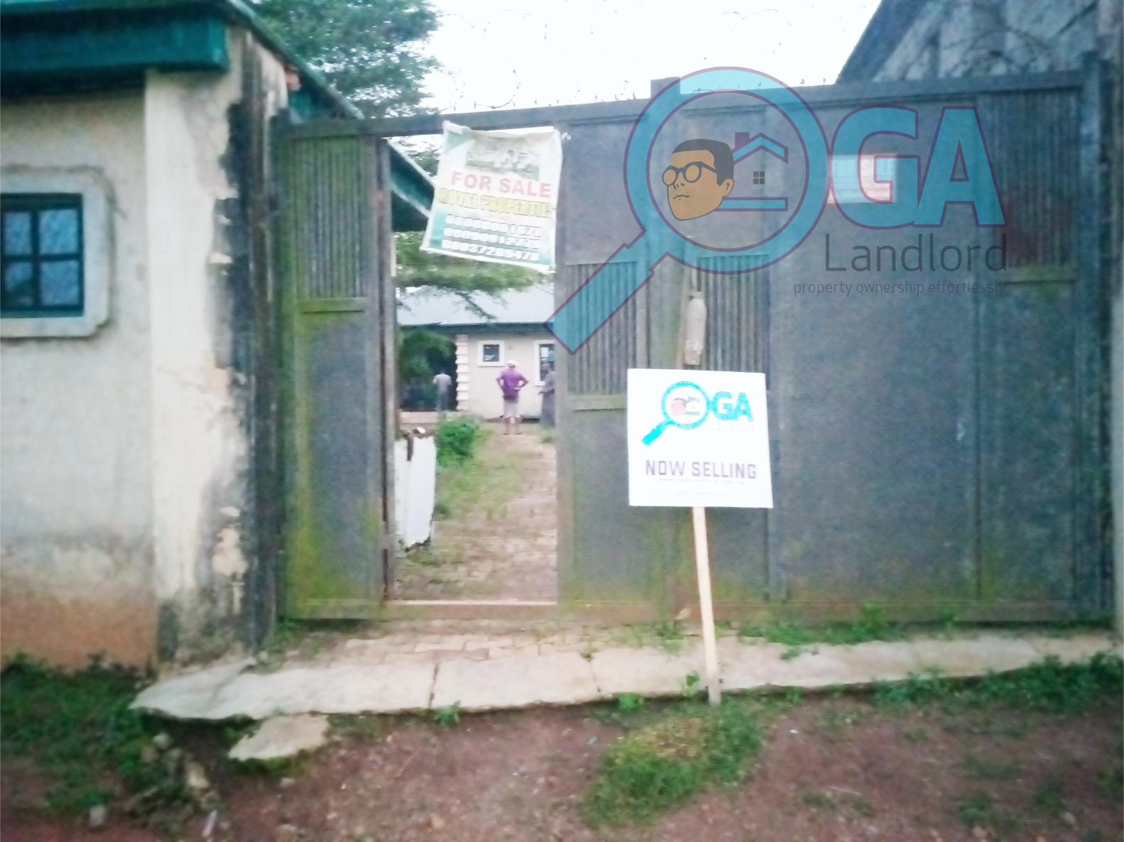 Finished 3 Bedroom with Spacious Compound at Ijede Road, Ikorodu, Lagos State